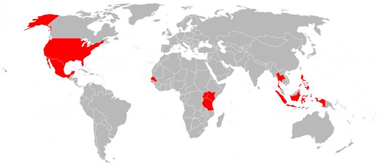 humanitarian countries